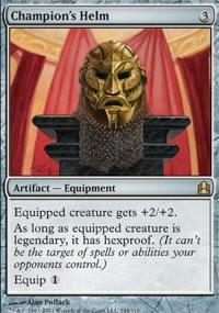 Champion's Helm - MTG Commander
