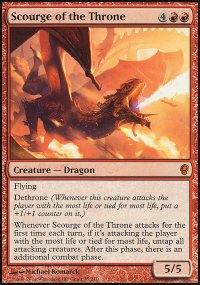 Scourge of the Throne -