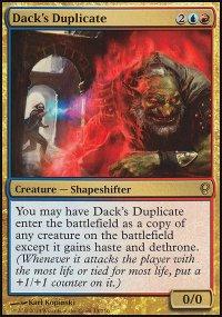 Dack's Duplicate - Conspiracy