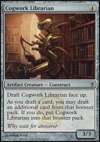 Cogwork Librarian - Conspiracy