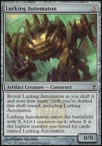 Lurking Automaton - Conspiracy