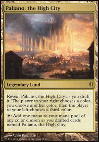Paliano, the High City - Conspiracy