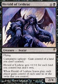 Herald of Leshrac - Coldsnap