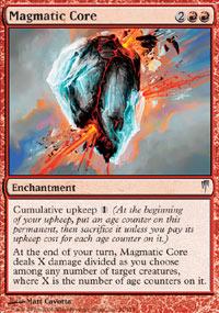 Magmatic Core - Coldsnap