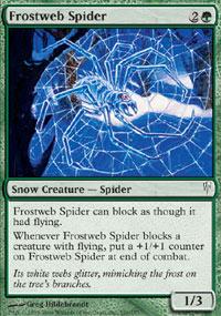 Frostweb Spider - Coldsnap