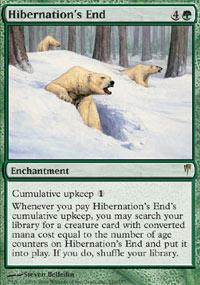 Hibernation's End - Coldsnap