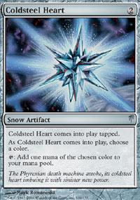Coldsteel Heart - Coldsnap