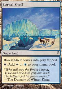 Boreal Shelf - Coldsnap