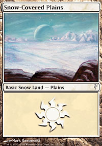 Snow-Covered Plains - Coldsnap