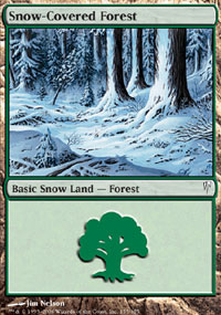 Snow-Covered Forest - Coldsnap