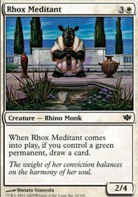 Rhox Meditant - Conflux