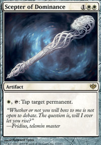 Scepter of Dominance - Conflux