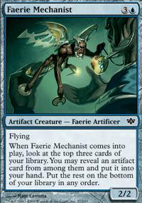 Faerie Mechanist - Conflux