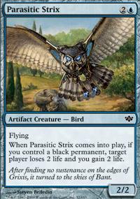 Parasitic Strix - Conflux