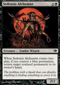 Sedraxis Alchemist - Conflux