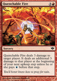 Quenchable Fire - Conflux