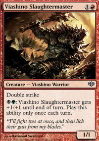 Viashino Slaughtermaster - Conflux