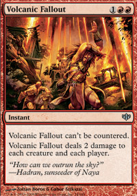 Volcanic Fallout - Conflux