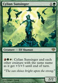Cylian Sunsinger - Conflux