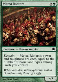 Matca Rioters - Conflux