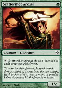 Scattershot Archer - Conflux
