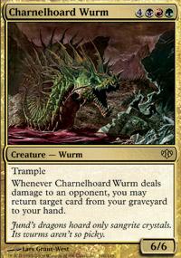 Charnelhoard Wurm - Conflux