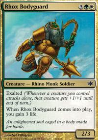 Rhox Bodyguard - Conflux
