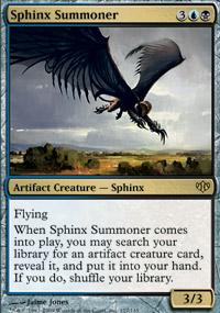Sphinx Summoner - Conflux