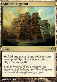 Ancient Ziggurat - Conflux