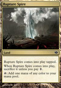 Rupture Spire - Conflux