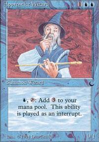Apprentice Wizard - The Dark