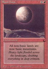Blood Moon - The Dark