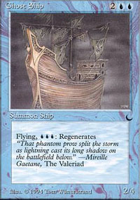 Ghost Ship - The Dark