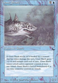 Giant Shark - The Dark