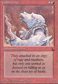 Goblin Hero - The Dark