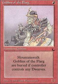 Goblins of the Flarg - The Dark
