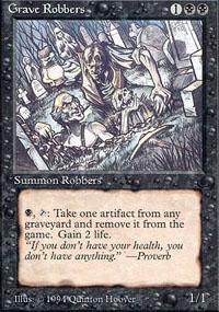 Grave Robbers - The Dark