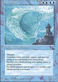 Leviathan - The Dark