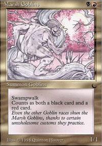 Marsh Goblins - The Dark