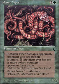 Marsh Viper - The Dark