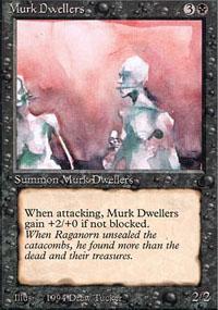 Murk Dwellers - The Dark