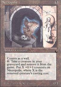 Necropolis - The Dark