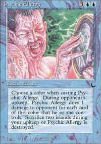 Psychic Allergy - The Dark