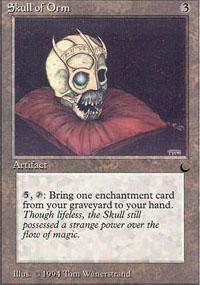 Skull of Orm - The Dark