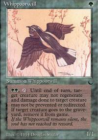 Whippoorwill - The Dark