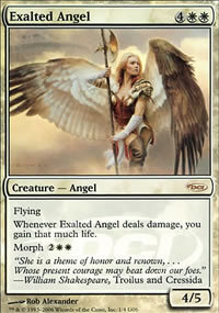 Exalted Angel - Judge Gift