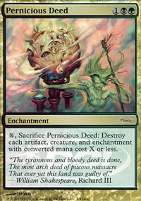Pernicious Deed - Judge Gift