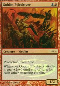 Goblin Piledriver - Judge Gift