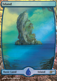 Island - Judge Gift