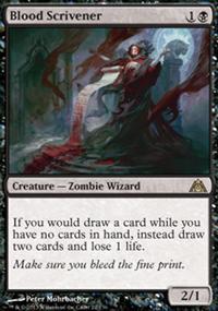 Blood Scrivener - Dragon's Maze